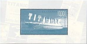 Timbres Titanic - Page 3 Bulgarie%202