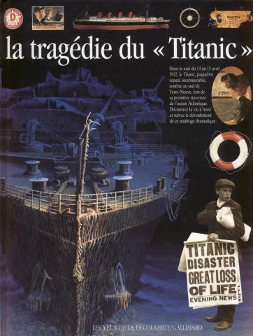 La Tragédie du Titanic dans Ouvrage généraliste livre_t_024