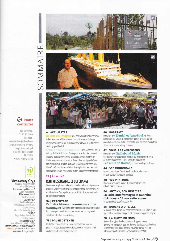 Témoignage de passionnés (revue Vivre à Antony, n°293, 09/14) 2014-11-02%20vivre%20a%20antony%202