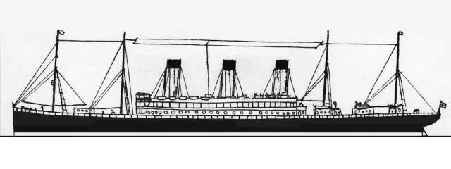 Histoire du titanic - Dessin du titanic ...