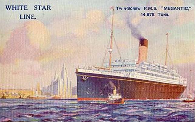 SS Megantic Megantic_1909_1